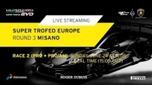 Lamborghini Super Trofeo Europe 2018, этап 3, гонка 2 (Pro + Pro/Am)
