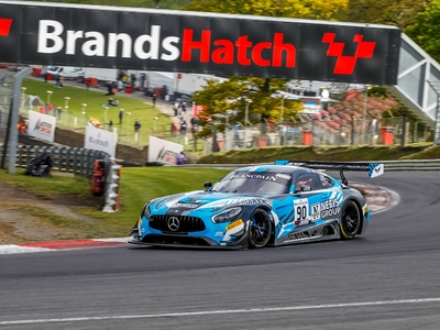 Blancpain GT Series 2019. Brands Hatch/United Kingdom