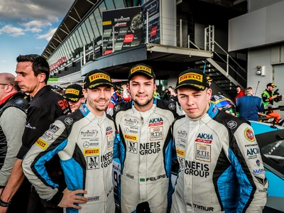 Blancpain GT Series 2019. Silverstone/United Kingdom