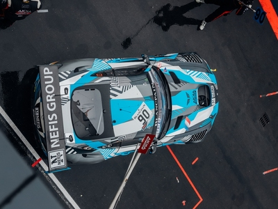 Blancpain GT World Challenge Europe 2019. Zandvoort/Netherlands